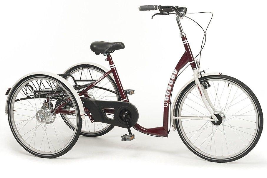 Трехколесные взрослые велосипеды картинки